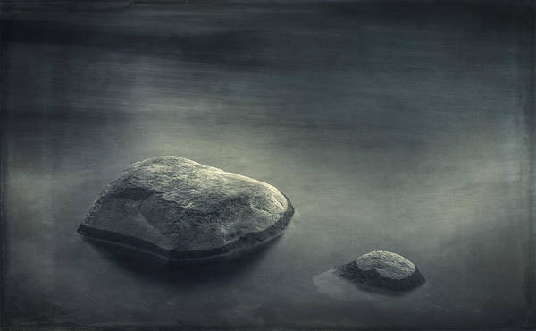 Meditative Wall Art - Photograph - Sand And Water by Scott Norris