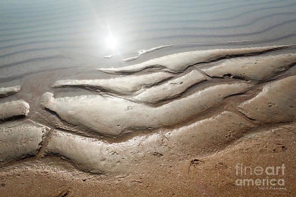 Photograph - Sand Art No. 13 by Todd Blanchard