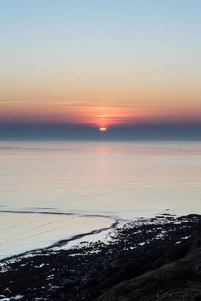 Photograph - Sand Bay Sunset by Jacek Wojnarowski