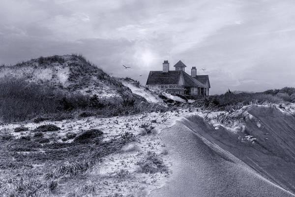 Photograph - Sand Castle by Robin-Lee Vieira