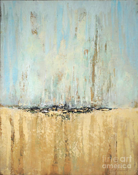 Painting - Sand Diego by Kaata    Mrachek