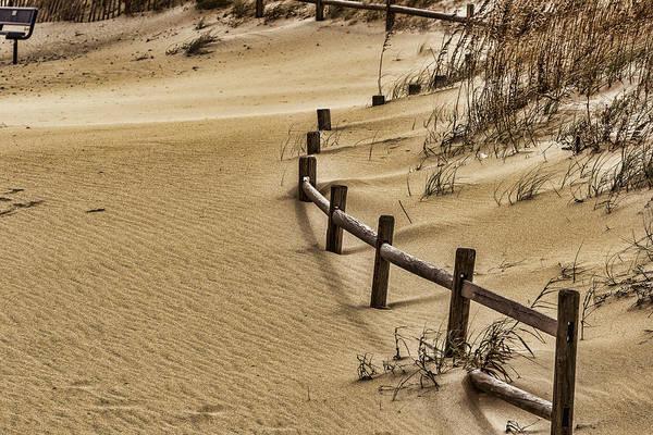 Photograph - Sand Drift by Pete Federico