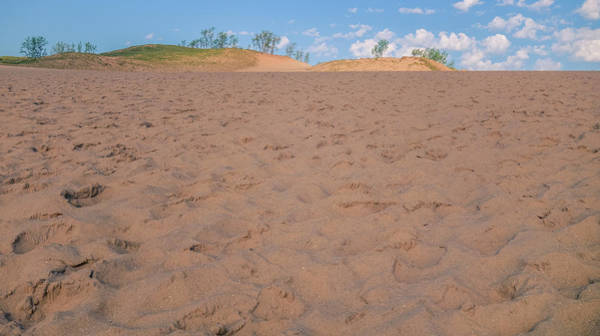 Photograph - Sand Dune Climb Sleeping Bear Dunes by Dan Sproul