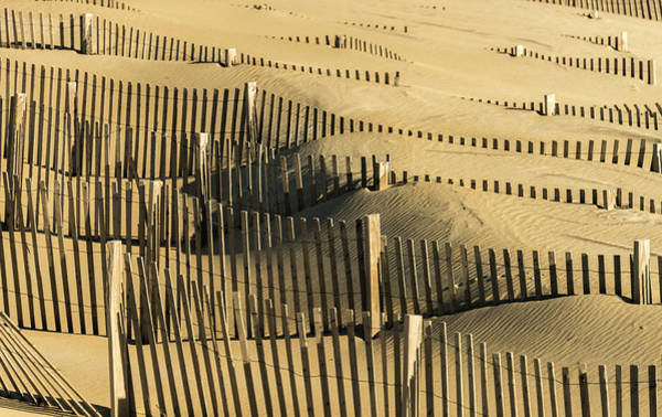 Sand Dunes Of The Outer Banks Art Print