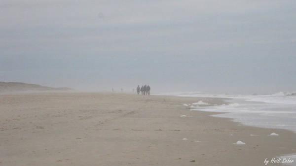 Photograph - Sand Fog by Heidi Sieber