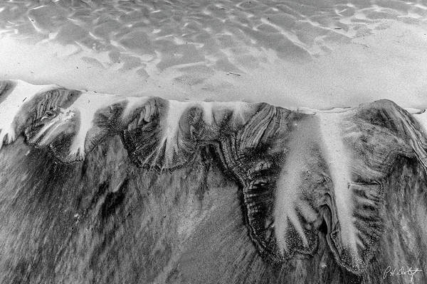 Lowcountry Digital Art - Sand Impressions Six by Phill Doherty