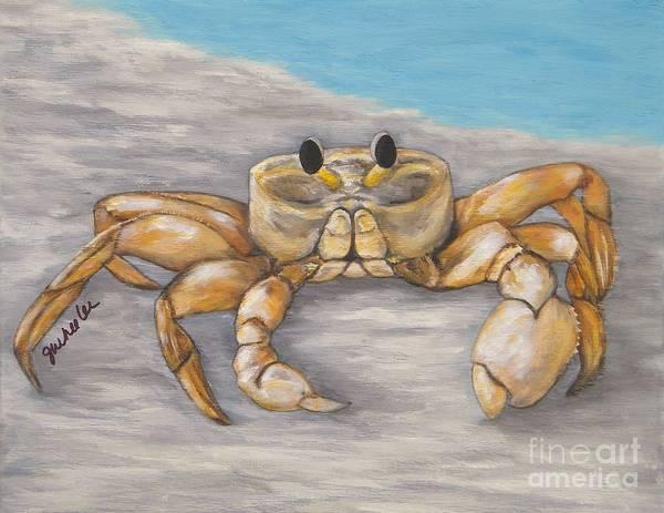 Wall Art - Painting - Sand N Shore by JoAnn Wheeler