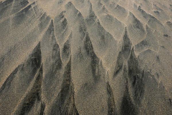 Photograph - Sand Patterns-kauai by Robert Potts