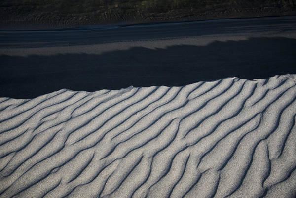 Photograph - Sand Ripples by Robert Potts