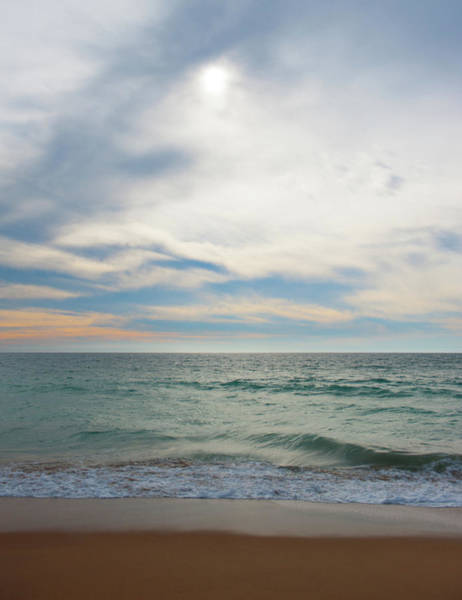 Photograph - Sand, Sea And Sky by Helen Northcott