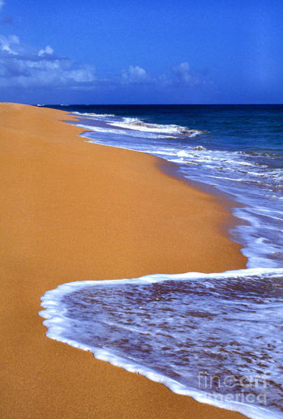 Photograph - Sand Sea Sky by Thomas R Fletcher