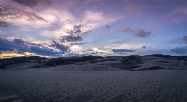 Photograph - Sand Sunset by Brian  Weiss
