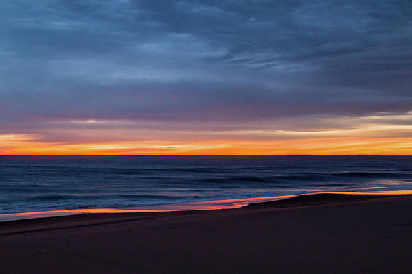 Photograph - Sandbridge Sunrise by M C Hood