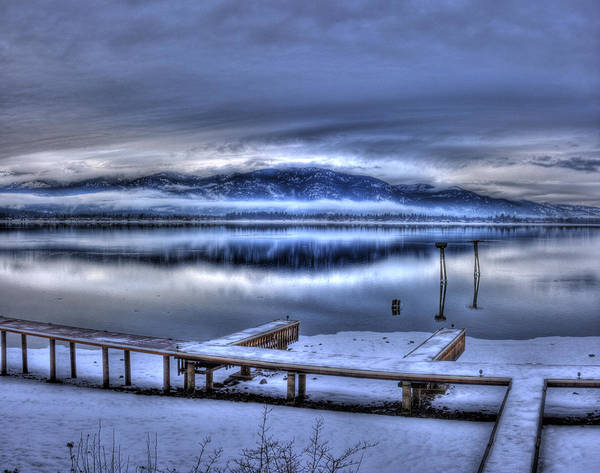 Photograph - Sandpoint From 41 South by Lee Santa