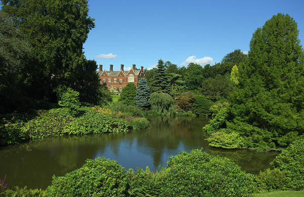 Photograph - Sandringham House And Grounds by Paul Cowan