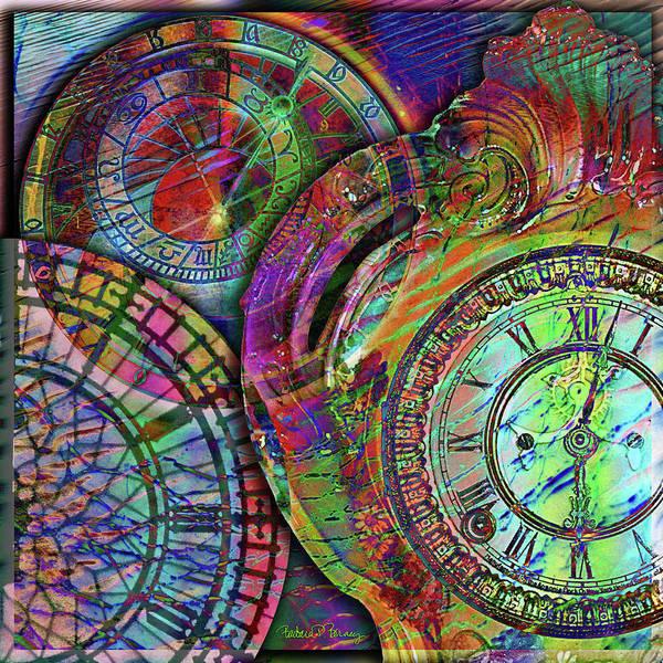 Digital Art - Sands Of Time by Barbara Berney