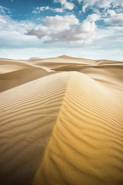 Photograph - Sands Of Time - Color Version by Alexander Kunz