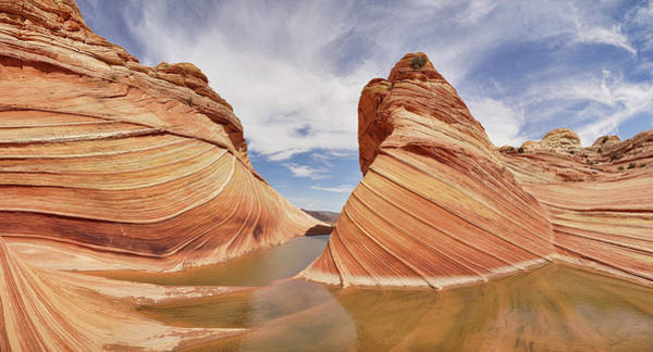 Photograph - Sandstone Dreams by Leda Robertson