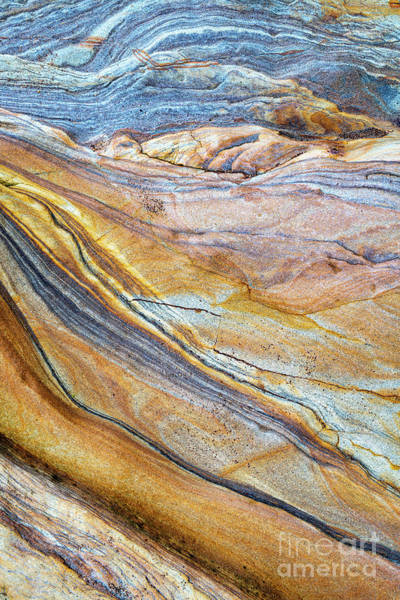 Photograph - Sandstone Flow by Tim Gainey