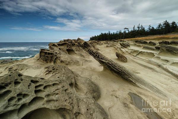 Wall Art - Photograph - Sandstone Formations by Masako Metz