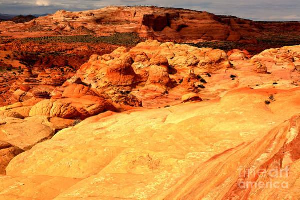 Photograph - Sandstone Rainbow Wilderness by Adam Jewell