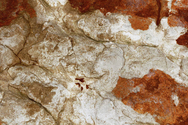 Photograph - Sandstone Textures 05 by Nicholas Blackwell