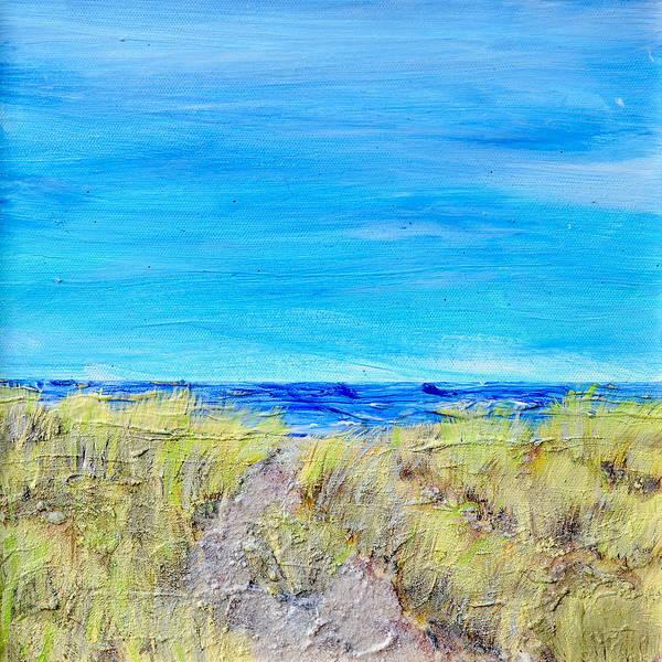 Painting - Sandy Dunes by Regina Valluzzi