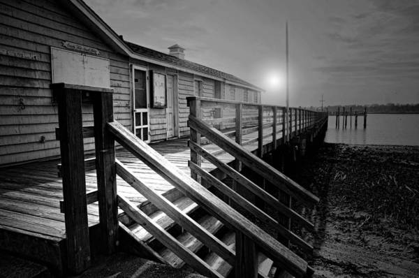 Wall Art - Photograph - Sandy Feet Snack Shack by Diana Angstadt