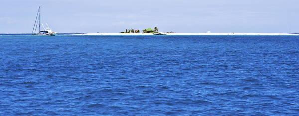 St. Maarten Photograph - Sandy Island by Sarita Rampersad