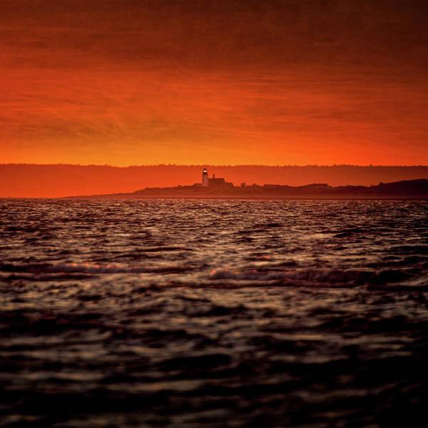 Photograph - Sandy Neck Light by John Whitmarsh