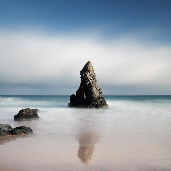 Wall Art - Photograph - Sango Beach by Grant Glendinning