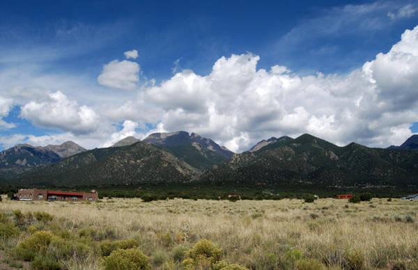 Photograph - Sangre De Cristo Mountains 1 by Joseph R Luciano