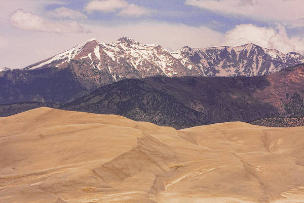 Photograph - Sangre De Cristo Mountains And The Great Sand Dunes by James BO Insogna