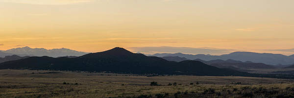 Westcliffe Photograph - Sangre De Cristo Sunset 2 by Aaron Spong