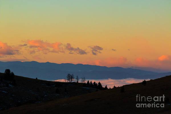 Photograph - Sangre Sunrise by Steve Krull