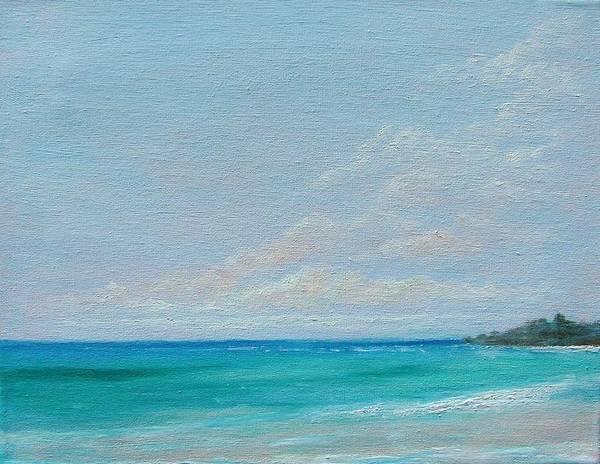Captiva Island Painting - Sanibel Island And Captiva Island Shelling Beach by Phyllis OShields