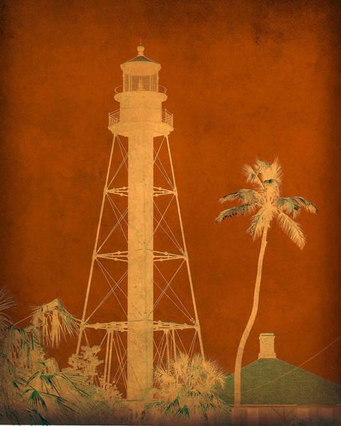 Photograph - Sanibel Island Lighthouse by Trish Tritz