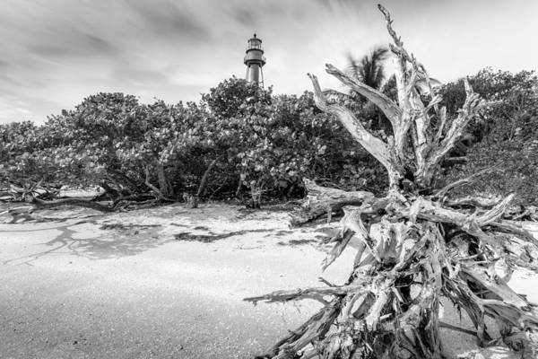 Photograph - Sanibel Lighthouse by Alexander Mayr