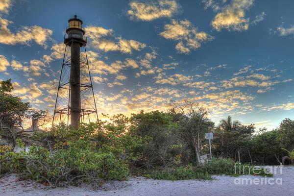 Wall Art - Photograph - Sanibel Lighthouse by Rick Mann