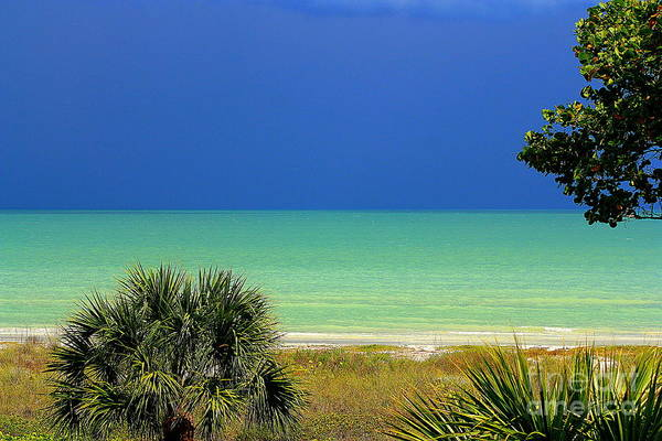 Photograph - Sanibel Offshore Weather by Patti Whitten