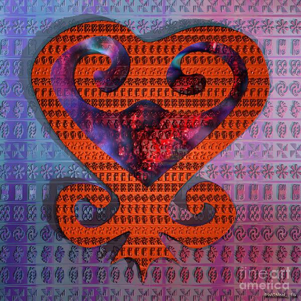 Digital Art - Sankofa 2 by Walter Neal