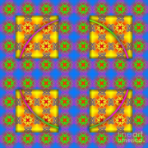 Digital Art - Sankofa Emporium Series 3 by Walter Neal