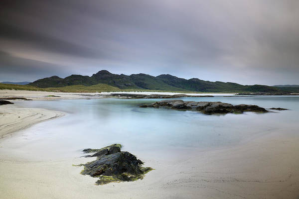 Wall Art - Photograph - Sanna Bay by Grant Glendinning