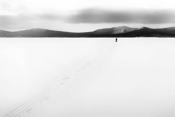 Photograph - Sannikov Land by Hayato Matsumoto