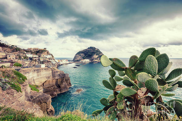 Photograph -  Sant Angelo In Ischia Island In Italy by Ariadna De Raadt
