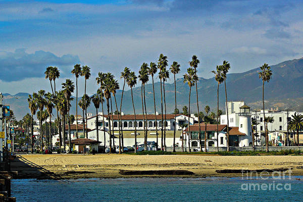 Photograph - Santa Barbara by Jenny Revitz Soper