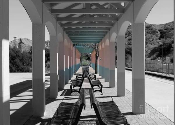 Photograph - Santa Clarita Station by Jenny Revitz Soper