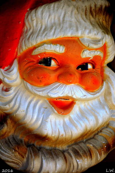 Photograph - Santa Claus by Lisa Wooten