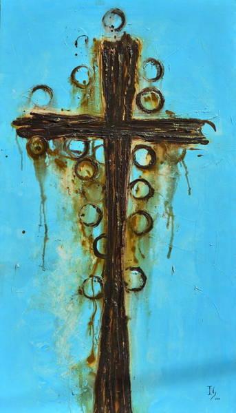 Serenity Prayer Mixed Media - Santa Cruz by Ivan Guaderrama