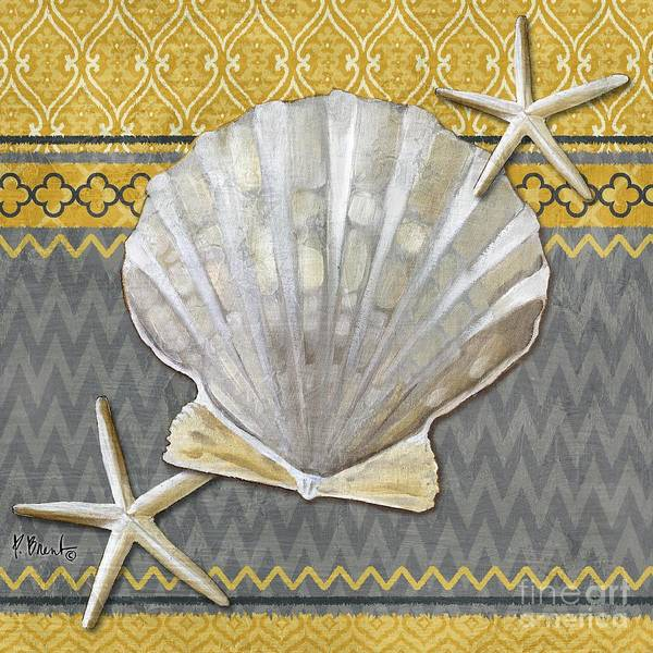 Santa Cruz Shells IIi Art Print
